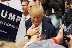 Дональд Трамп 9-ое ноября 2015 Стоковое Изображение RF