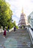 ДОН INTHANON, ЧИАНГМАЙ, стоковое изображение