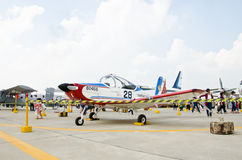 Дон Muang Airshow 2013 стоковые фотографии rf