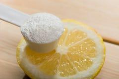 Дополнение или витамин спорта Стоковая Фотография RF