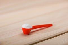 Дополнение или витамин спорта Стоковое фото RF