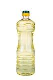 Дополнительные виргинского опарникы масла оливкового масла и семени подсолнуха изолированные на a Стоковая Фотография RF