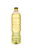 Дополнительные виргинского опарникы масла оливкового масла и семени подсолнуха изолированные на a Стоковые Изображения