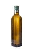 Дополнительные виргинского опарникы масла оливкового масла и семени подсолнуха изолированные на a Стоковые Изображения RF