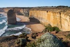 Дорога Австралии, большая океана, 12 апостолов Стоковые Фото