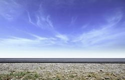 Дорога асфальта Стоковые Фото