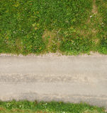 Дорога асфальта Стоковое фото RF