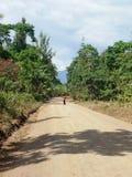 дорога Африки Стоковое Изображение