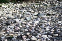 Дорога больших камней Стоковые Изображения RF