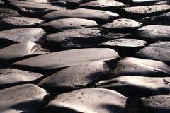 дорога булыжника Стоковое Изображение RF