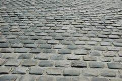 дорога булыжника Стоковое Фото