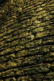 Дорога вымощенная с гранитом Стоковые Фото
