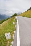 дорога высокогорного grossglockner высокая Стоковые Изображения