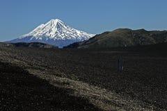 Дорога в Аргентине Стоковая Фотография RF