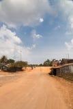 Дорога в Вьетнаме стоковое фото