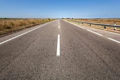 Дорога в расстоянии Стоковое фото RF