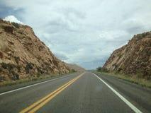 Дорога в США 2013 Стоковые Фотографии RF