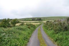 Дорога в Dingle, Керри графства, Ирландии Стоковое Изображение RF