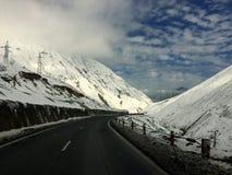 Дорога в Georgia Стоковое фото RF