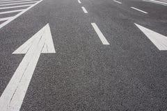 Дорога в Guangzhou1 Стоковая Фотография RF