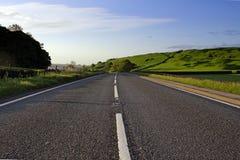 дорога где-то к стоковые фото