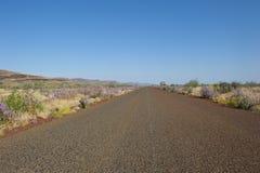 дорога горизонта к Стоковые Изображения RF
