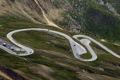 дорога горы Стоковое Изображение