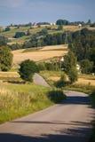 дорога горы Стоковая Фотография