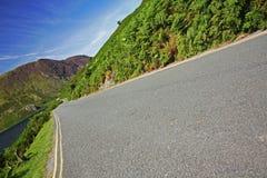 дорога гор к Стоковые Фото