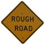 дорога грубая стоковые изображения rf