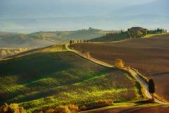 Дорога гладиатора в Италии Стоковое Изображение RF