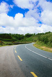 Дорога замотки Стоковая Фотография