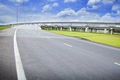 Дорога и инфраструктура Стоковые Фото