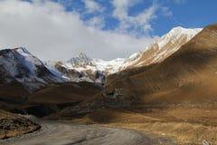 Дорога Кавказа Стоковые Фото
