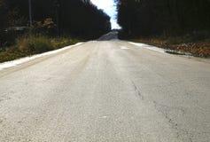 Дорога как символ Стоковая Фотография RF