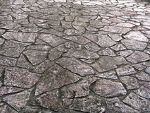 дорога каменистая Стоковая Фотография