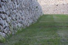 Дорога камней в парке головы Валенсии Стоковые Изображения RF