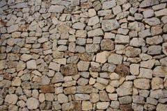 Дорога камней в парке головы Валенсии Стоковое Изображение RF