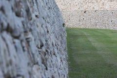 Дорога камней в парке головы Валенсии Стоковые Фото