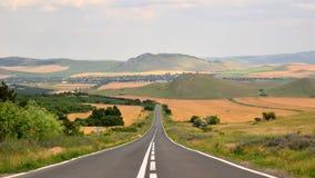 Дорога каникул Стоковая Фотография RF