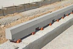 дорога конструкции стоковое изображение