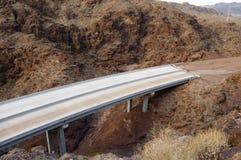 дорога конца Стоковые Фотографии RF