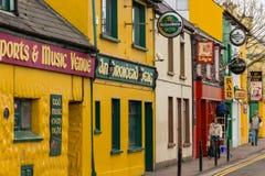 Дорога курорта dingle Ирландия Стоковые Изображения