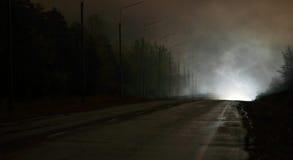 Дорога к аду Стоковое фото RF