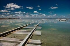 Дорога к безграничности Стоковое Изображение