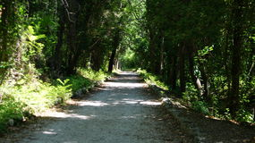 Дорога к вашей жизни Стоковые Фото