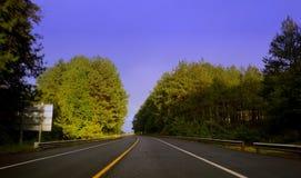 Дорога к Веракрус стоковая фотография rf