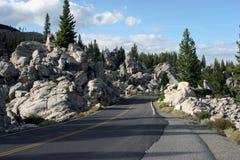 дорога к где Стоковое Изображение