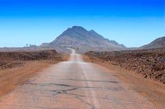 Дорога к держателю Стоковое Изображение RF