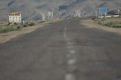 Дорога к каньонам каньон стоковое фото